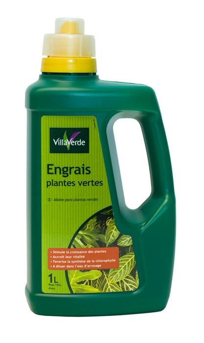 Les packs villaverde font peau neuve 18marketing - Engrais plante verte ...