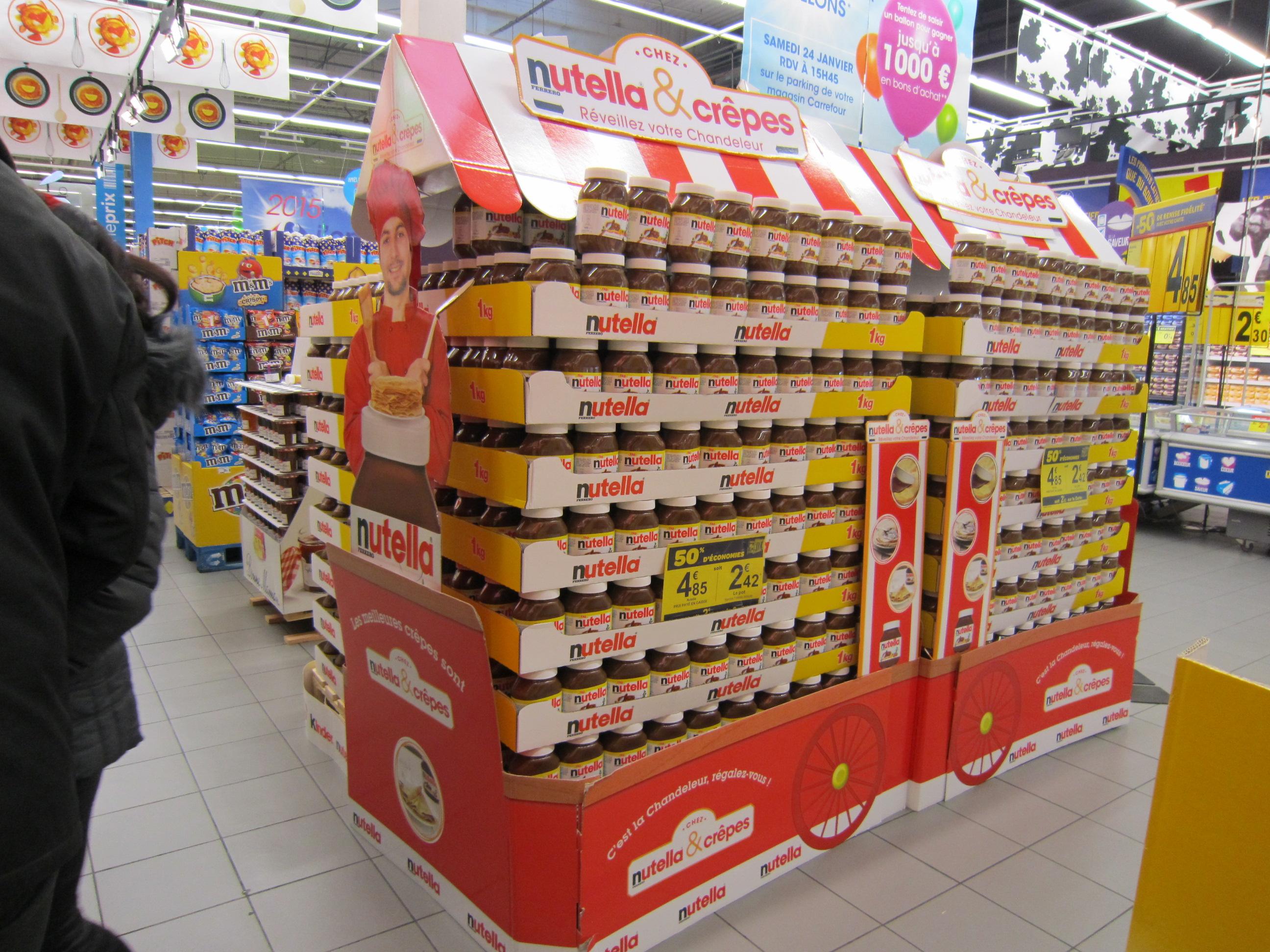 Tous vos cr pes 18marketing - Nutella tefal com jeux ...