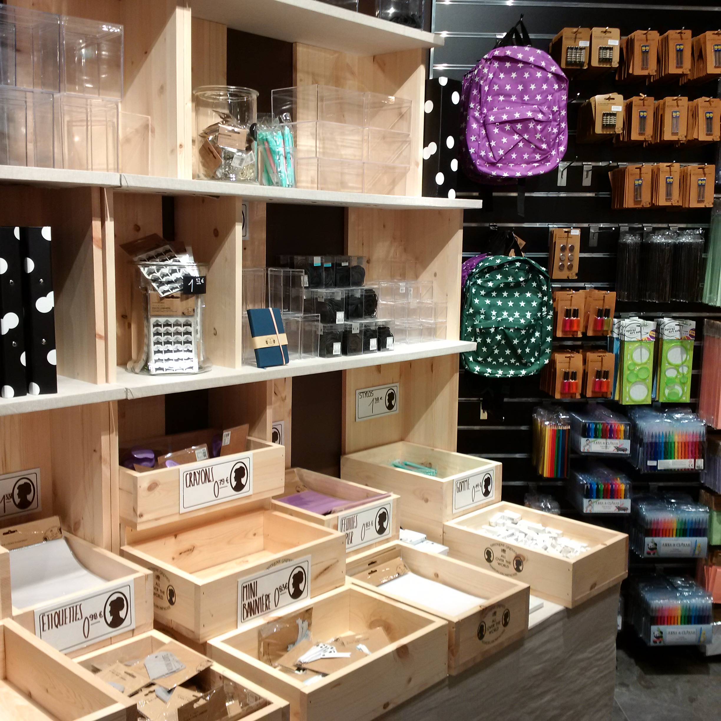 Magasin Sostrene Grene Lyon Part-Dieu