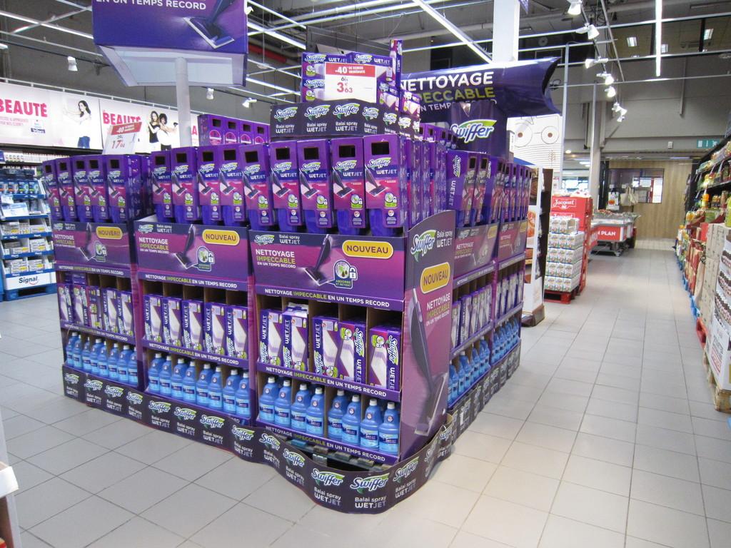 Du Nouveau Pour Nettoyage Des Sols Avec Swiffer 18marketing